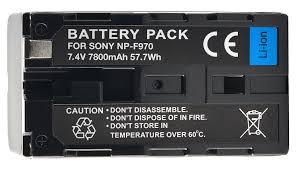 <b>Аккумулятор Prolike PR-NPF970 7800mAh</b> 7,4V купить в интернет ...