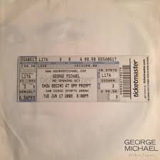 i finally saw george michael in 2008 with my sister rholnna and best friend janice it was a fun night filled with hits from his days in wham to his own
