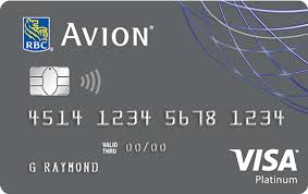 Rbc Avion Points Redemption Chart Fly On Your Terms With The Rbc Avion Visa Platinum Travel Rewards Credit Card