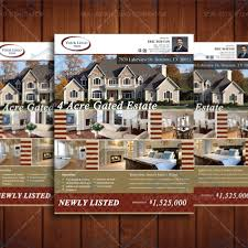 x newly listed real estate brochure template property 8 5x11 newly listed real estate brochure template property listing flyer design newly listed