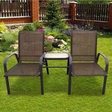 tete companion love seat garden bench