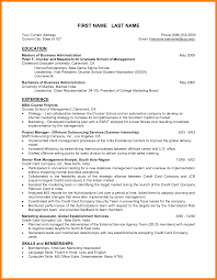 Appealing Best Way To Make A Resume 4 Resumes Sample Mba Business