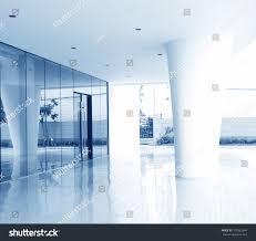 glass door office. Glass Door Of The Office Building.