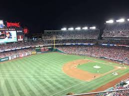 Nationals Stadium Chart Nationals Park Section 403 Home Of Washington Nationals