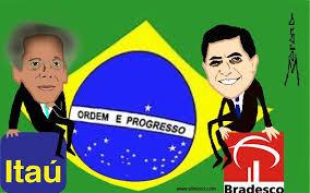 Resultado de imagen para brasil poder de los bancos