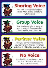 Classroom Management Volume Control Schoolstickers