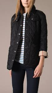 Best 25+ Quilted coats ideas on Pinterest | Quilted jacket, Silk ... & Burberry quilted coat. (Honestly, if I owned one, I sure as heck Adamdwight.com