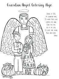 Catholic Prayer Coloring Pages Queenandfatchefcom