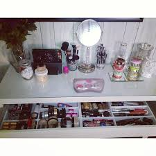 ikea malm dressing table as vanity