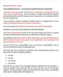 another word for warning 11 behavior warning letter templates doc pdf free