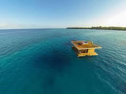 Zanzibar's Floating House