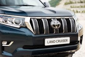 Toyota Land Cruiser Prado Refreshed with New Looks, More Luxury ...