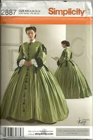 Simplicity Patterns Sale Amazing Civil War Patterns By Simplicity