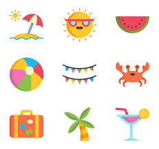 Summer Icons Summer Icon 158928 Free Icons Library