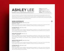 Apple Pages Resume Templates New Apple Pages Resume Templates Etsy carinsuranceastus