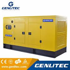 <b>China Weifang</b> Ricardo 100kVA Silent Diesel Generator ATS ...