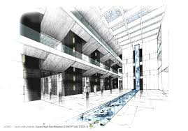 architecture sketch wallpaper. Brilliant Wallpaper Unique Architecture Sketch Wallpaper Dixon House A Baihusi Com New Interior  Sketches With Intended