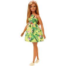 Đồ chơi BARBIE MATTEL - Búp bê thời trang Fashionista BARBIE-Hoa cỏ mùa  xuân - Mã SP FXL59/FBR37