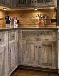 barnwood cabinet doors. barnwood kitchen by the cabinet company doors w