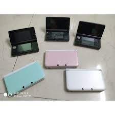 Máy game New Nintendo 3DS/3DS LL likenew 98-99% đã hack chơi đủ game - hàng  nội địa Nhật máy đẹp-siêu bền-chất lượng cao