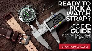 What Is Lug Width And How Do I Measure It Watchgecko
