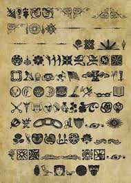 Paisley Dingbat Fonts And Several Other Neat Bats Fonts