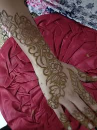 The arabic mehndi design is the perfect mehndi design for all occasions. Top Khafif Mehndi Designs Simple Khafif Mehendi Designs