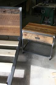 Steel Bedroom Furniture Justin Dark Steel Pipe And Industrial Scaffolding Fittings