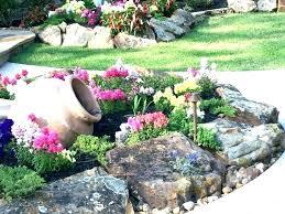 decoration small rock garden ideas for landscaping a designs landscape