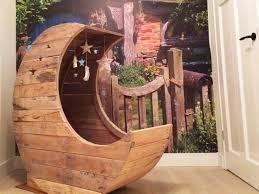 cool pallet furniture. Best DIY Pallet Furniture Ideas - Half Moon Cradle Cool Tables,