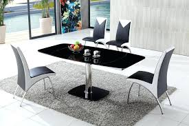 glass kitchen tables uk now a black glass dining table round glass kitchen tables uk