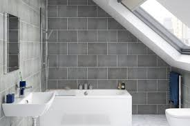 graphite stone tile effect wall packs enlarged view