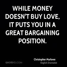 Quotes Money Doesnt Buy Love