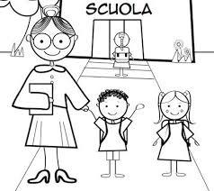 Disegni Da Colorare Per I Vostri Bambini Scuola Disegni Da