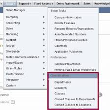 Classification Of Accounts Chart Simple Accounts And Financial Reports With Netsuite Saas