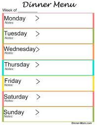 Week Calendar Template Blank Weekly Schedule Excel – Ukcheer ...