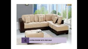 Living Room Couch Sets Living Room Furniture Sets For Sale Youtube