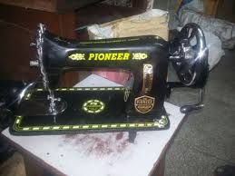 Sewing Machine Pioneer