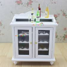 Miniature Dollhouse Kitchen Furniture Cabinet Door Glass Inserts Picture More Detailed Picture About 1