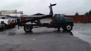 All Chevy chevy c6500 flatbed : 2000 GMC C6500 - 20ft Flatbed dump - YouTube