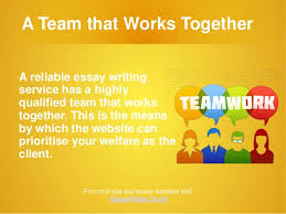 choosing a reliable essay writing service online 4 a reliable essay writing service