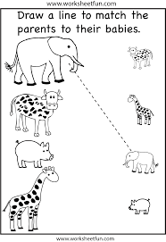 tons and TONS of free printables! Tracing Matching etc... preschool to  grade sc…   Free preschool worksheets, Worksheet for nursery class,  Activity sheets for kids