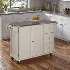 kitchen island cart white. 2018 Top 10 Best Kitchen Islands, Carts, Centers \u0026 Utility Tables -  \ Kitchen Island Cart White A