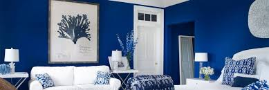 21 Different Style To Decorate Home With Blue Velvet SofaCobalt Blue Home Decor