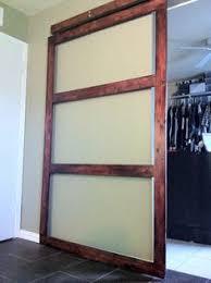 french closet doors diy. DIY CLOSET SLIDING DOOR! MUST DO THIS! French Closet Doors Diy