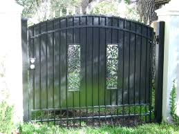 wrought iron privacy fence. Contemporary Wrought Iron Privacy Fence Aluminum Wrought Screen Throughout