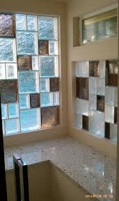 Glass Block Wall Ideas Inaracenet - Decorative glass windows for bathrooms