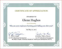 Certificate Of Appreciation Free Download Certificate Template For Appreciation Copy New Certificate