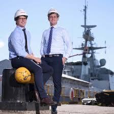 Navy Cook Solid Foundation For Naval Shipbuilding Career Australian