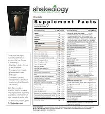 chocolate shakeology nutrition greenberry shakeology nutrition